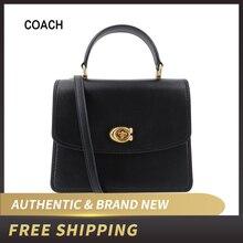Authentic Original & Brand New Coach Parker Top Handle 52664