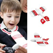 KF606 2.4Ghz RC Plane Flying Aircraft EPP Foam Glider Toy 15 Minutes Fligt Time RTF Kids Gifts