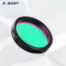 SVBONY 1.25'' UV/IR Cut Block Filter Telescope Infra Red Filter CCD Camera for Astronomy Telescope F9127A