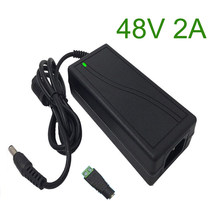 Article 48 v 2a Universal Power Adapter 48 Volt Switching Power Supply 90W Hoverboard Charger AC/DC 220V To 48V LED Transformer(China)