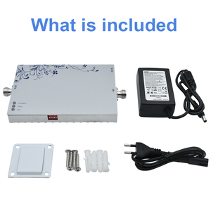 Image 5 - Lintratek 3G Repeater Signal Booster 2100Mhz 75dB Band 1 Cellphone Repeater 3G WCDMA UMTS Mobile Signal Amplifier 25dBm #7.5