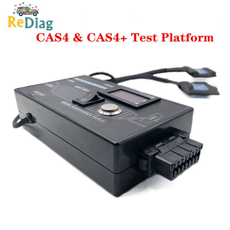 High quality Type for <font><b>BMW</b></font> CAS4 CAS4+ Test Platform for <font><b>BMW</b></font> <font><b>CAS</b></font> 4 Support Off-site key programming test Platform Free Shipping image