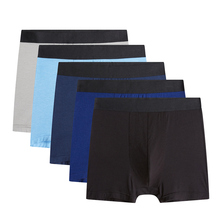 Boxers Mens Modal Soft boxershorts Mens Underwear Boxer Bamb