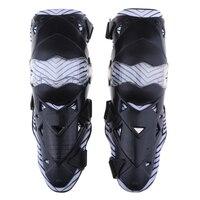 2 peças joelho & shin guarda protetor para motocicleta motorcross racing