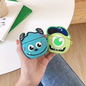Cartoon Silicone Case for AirPods Pro 2