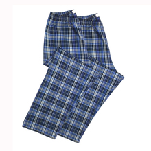 2 pcs/Lot, Great Bargain!Size Men Loose Cotton Lounge Pajama