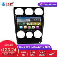EKIY 9'' IPS Android 9.0 Car Multimedia Dvd Radio Player For Mazda 6 2004 2014 Car Dvd Gps Navigation Auto Radio Stereo Player