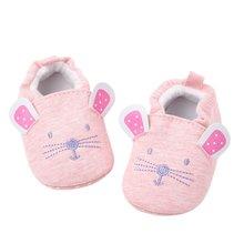 Осенняя обувь для маленьких мальчиков и девочек зимняя теплая