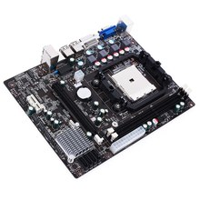 Ga-A55-S3P Motherboard New Ddr3 Dimm Desktop Mainboard Boards A55 A75 S3P Cpu Socket Fm1 Hdmi R20(China)