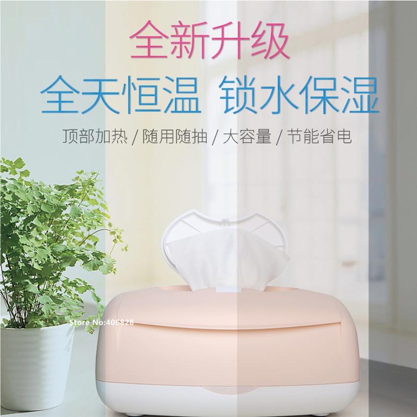 Wipes-Heater Wet-Towel-Dispenser High-Temperature Humidor-Box Insulation PP Heating Warm
