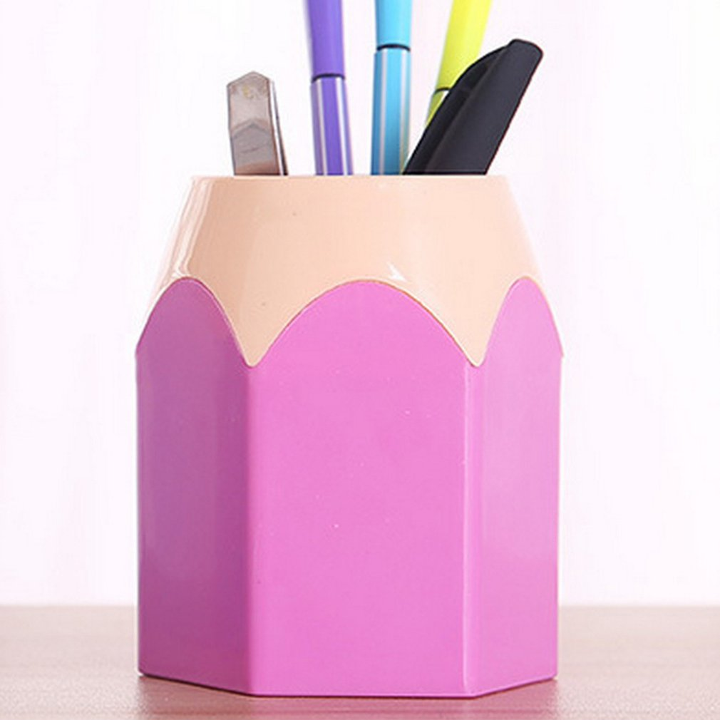 Office Accessories Pen Holder Pen Organizer Pencil Holder Container Stationery Desk Organizer Tidy Container Office Organizer