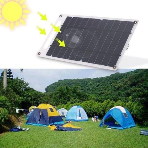 portatil de alta potencia do painel solar
