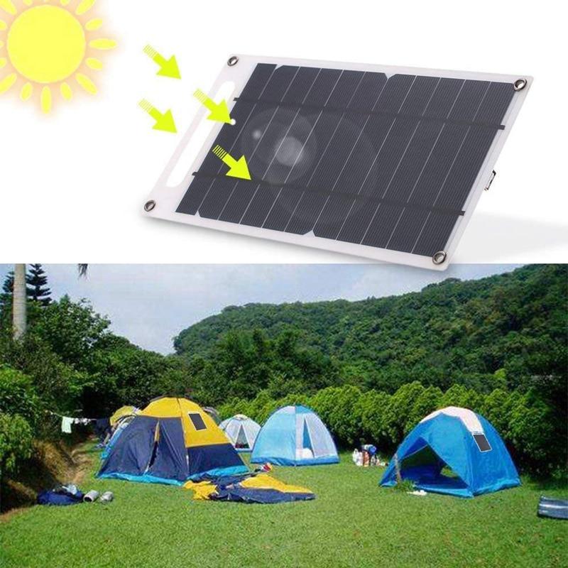 Portátil de Alta Potência Do Painel Solar