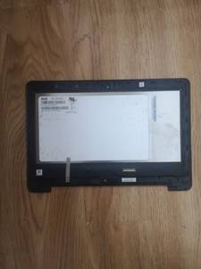 LCD Screen Display and Touch Screen Digitizer Full Assembly with frame Replacement For ASUS TP200 TP200S TP200SA 11.6