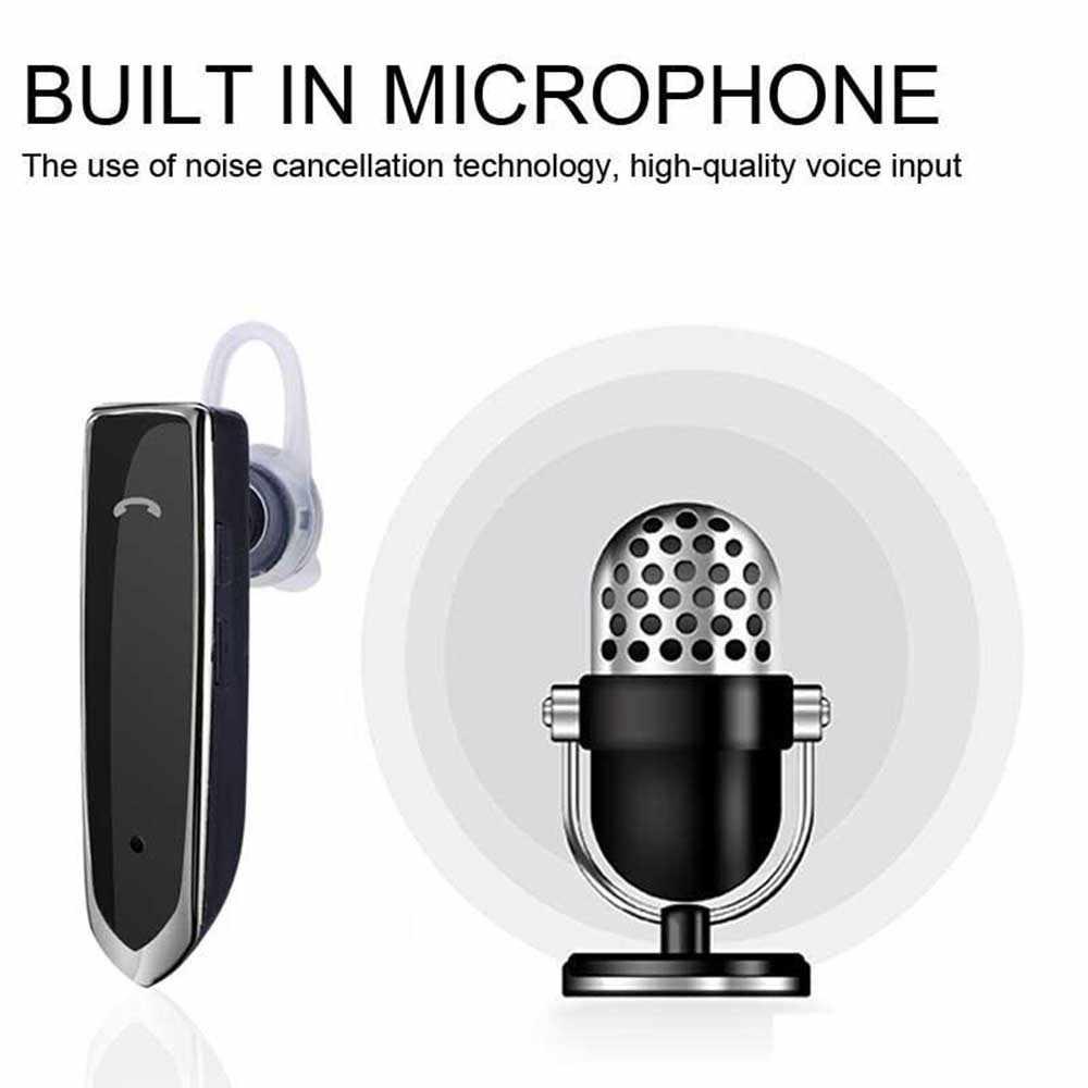 Auriculares estéreo ANRY A8 auriculares Bluetooth Mini inalámbrico Bluetooth integrado micrófono regalo para niña y niño de moda