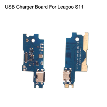 USB Plus Charger Board For LEAGOO S11 Repair Parts Charger Board For LEAGOO S11 new travel charger usb cable usb line for leagoo m9 mt6580a quad core 5 5 18 9 full screen 1280 640 tracking number