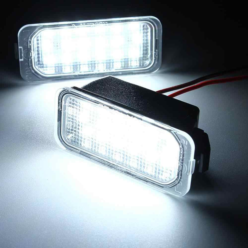 1 X Luz Lámpara Número De Matrícula Ford MONDEO FIESTA KUGA S-Max Galaxy Focus Ii