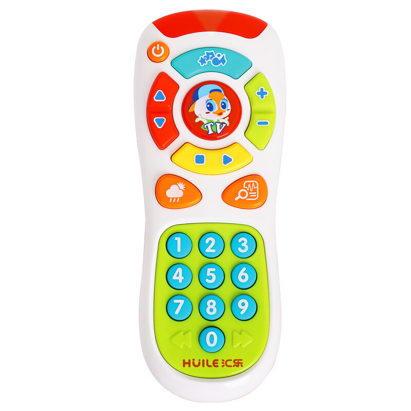 Department Of Music 757 Explore Remote Control Toy Music Mobile Phone Infant 0-1 Years Old Baby Educational Toy Children Phone