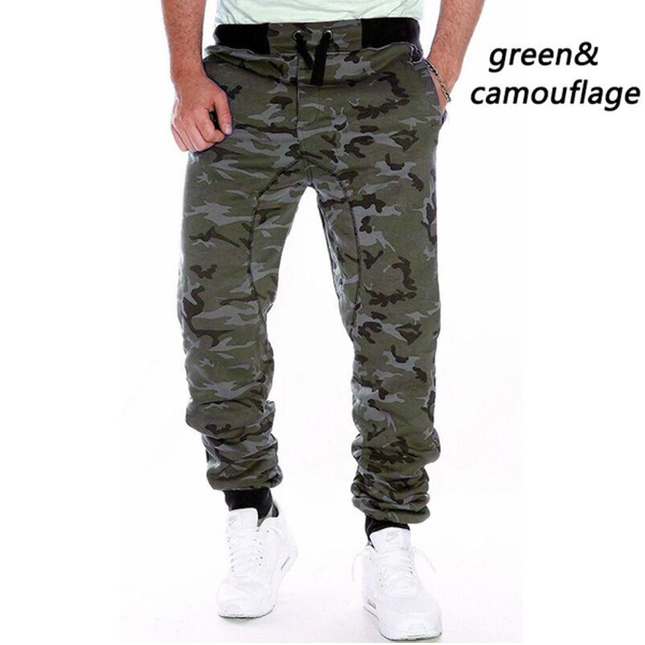 ZOGAA Cargo Pants Men Camouflage Harem Joggers Men's Causal Hip Hop Trousers Loose Drawstring Sweatpants Male Large Size Pants