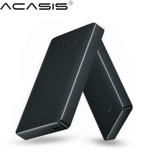 Acasis HDD Case 2.5 SATA to USB 3.0 Hard Drive Enclosure for SSD Disk HDD Box Type C 3.1 Case HD External HDD Enclosure