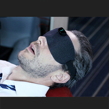 Snore Stopper Eye Mask Prevents Snore Black Comfortable Sleeping Eye Mask Snoring Solution Sleep Apnea Anti Snoring Sleep Mask remee lucid dreaming mask eye sleep mask with led