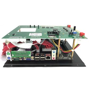 Image 5 - Gmae King V2.4 Multi classic jamma game board Arcade Multigame PCB 2100 in 1 with ATX POWER SUPPLY