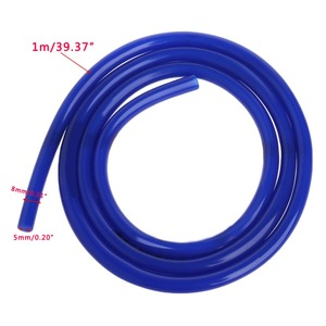 Image 5 - Tubo de gasolina de combustible de 1m para manguera de radiador, 5mm I/D 8mm O/D