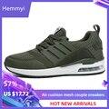 Hemmyi 2020 новые парные кроссовки весна осень Мужская Женская дышащая легкая спортивная обувь удобная беговая Обувь Размер 36-44