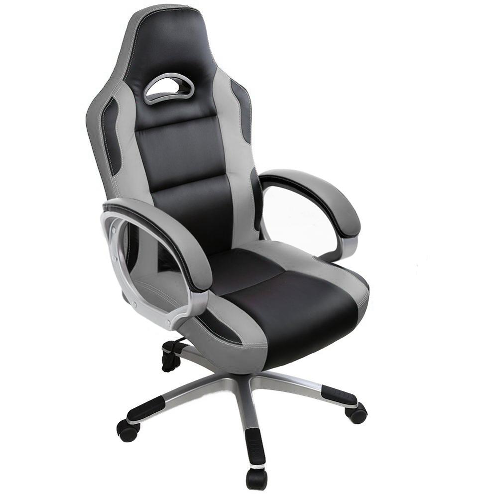 Gaming Computer Chair Executive chair Ergonomic Office PC Swivel Desk Chairs for Gamer Adults and Children with Arms
