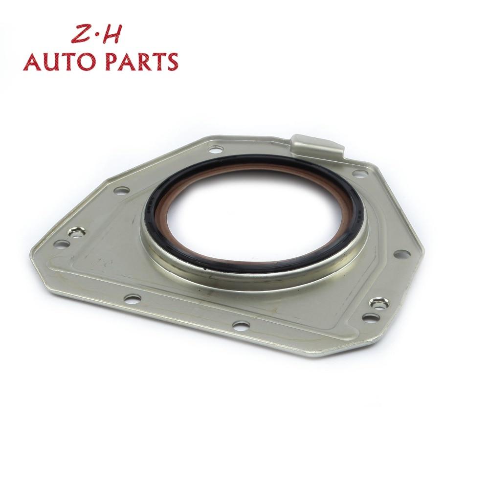 NEW Crankshaft Rear Main Seal Flange Retainer 06K 103 171 G For Audi A4 A6 VW Golf Passat Jetta Skoda Seat 1.8 T 2.0T 81-90037-0