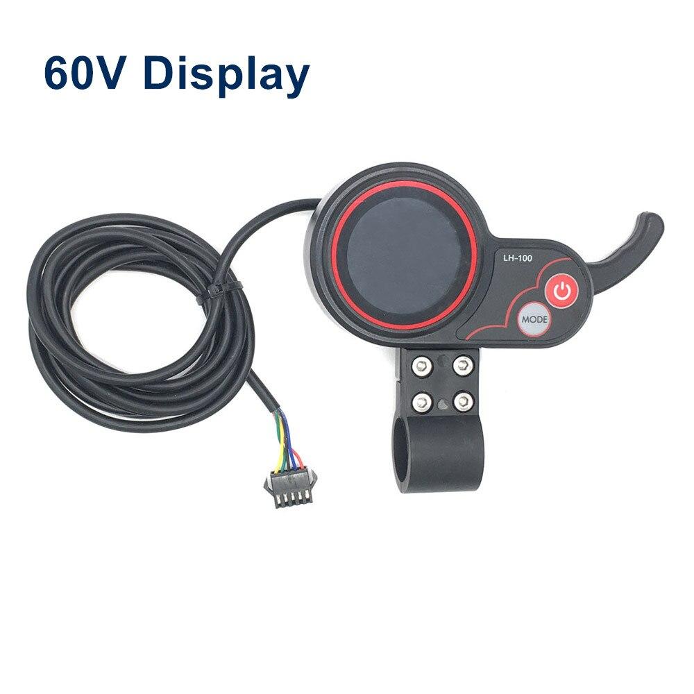 Yunli 60v 45a controlador de exibição, para