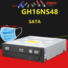 Grabador de DVD Blu ray bh16ns48, unidad BD de grabación de DVD integrada de escritorio, compatible con Blu ray 3D 16x, adecuado para Blu ray Disc