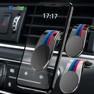 M Performance Car phone holder sticker for BMW E34 E36 E39 E46 E53 E60 E70 E71 E85 E87 E90 E91 E92 E83 F10 F20 F21 F30