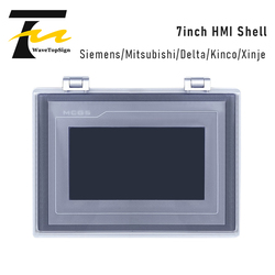 Защитная крышка сенсорного экрана 7 дюймов HMI Shell MCGS WEINVIEW Siemens Mitsubishi Delta Kinco Xinje