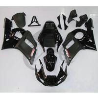 Motorcycle Motorbike Injection ABS Plastic Painted Black Fairing Bodywork Kit For Yamaha YZF R6 YZF R6 1998 2002 2001 2000 1999