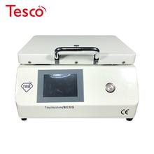 цена на 808M LCD touch screen laminating machine repair automatic defoaming machine OCA vacuum laminating and LCD screen separator