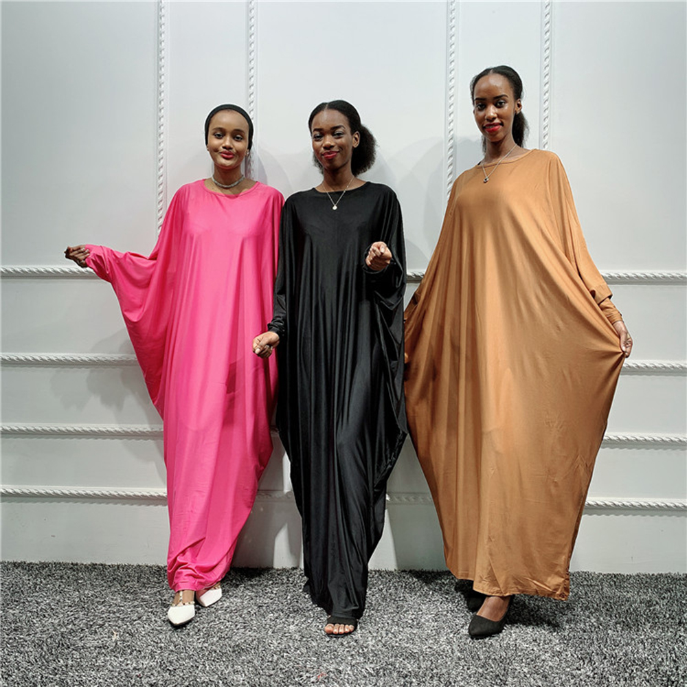 Abaya Turkey Hijab Muslim Dress Ramadan Kaftan Dubai African Dresses For Women Caftan Marocain Qatar Turkish Islamic Clothing