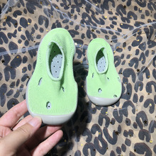 Baby boy shoes hole sock shoes