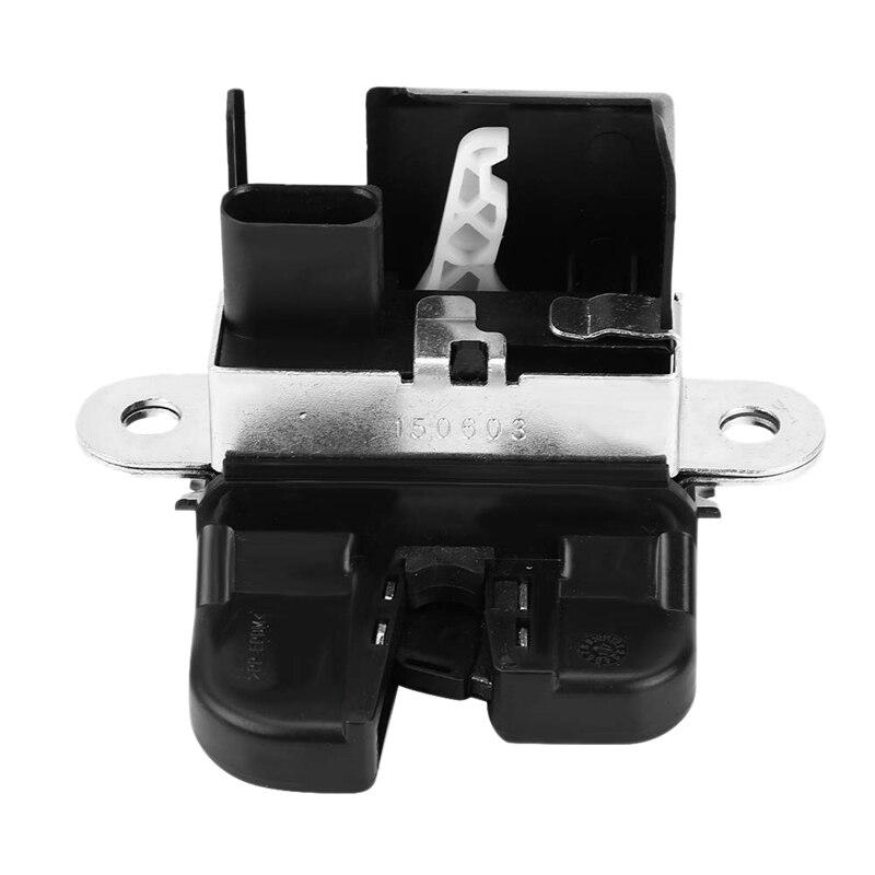1K6827505E Tailgate Rear Trunk Lid Lock Latch For Seat Altea/Leon Ii/Toledo Iii Car Boot Tailgate Trunk Lock Latch
