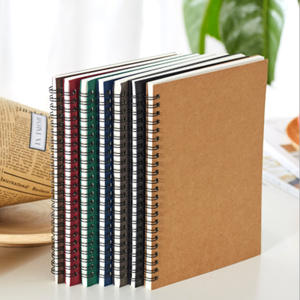 Notebook Memo Pad Record School Student Notebook Blank Paper Portable Office Meeting Notepad Stationery Manual Soft Cover