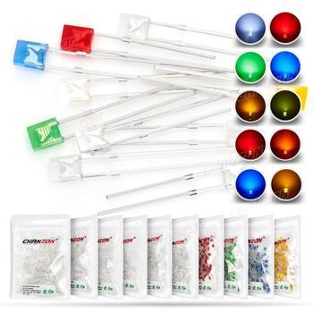 100 sztuk 2x3x4 prostokątna LED emitująca lampa diodowa biały czerwony zielony niebieski żółty pomarańczowy wyczyść rozproszone kolor Micro DIY wskaźnik 3V tanie i dobre opinie CHANZON 100Pcs 2x3x4mm Superbright Luminous Single Colour Large DIP Diodo Pack CN (pochodzenie) Nowy 20ma 3V 2mm 2 pin Wide Angle Small Through Hole Lamp Package Lot Hobby