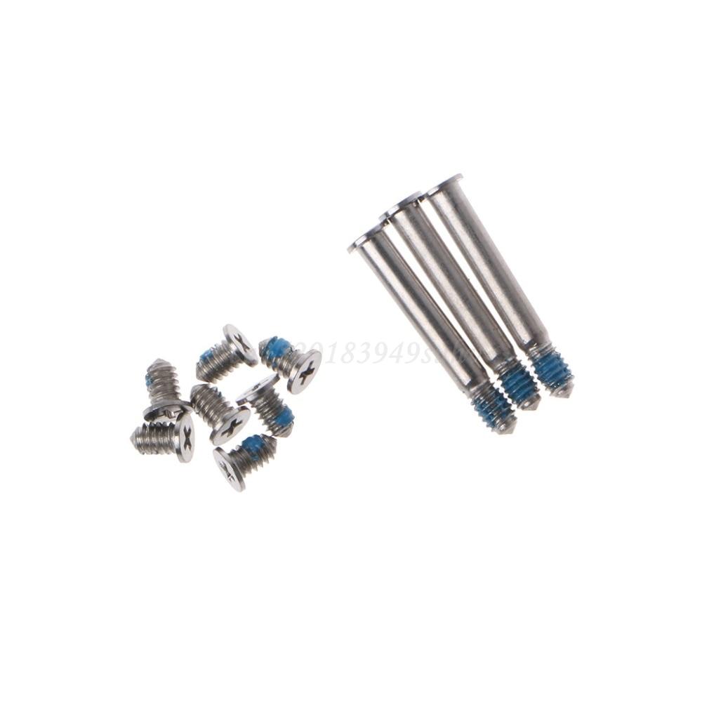 OPEN-SMART Bottom Case Cover Feet Foot Screws Set Repair Kit Replacement for MacBook A1278 A1286 A1297 2
