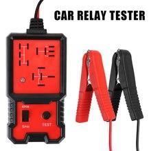 Leepee 12v testador de relé do carro led luz indicadora verificador bateria carro automotivo relé eletrônico testador tensão universal