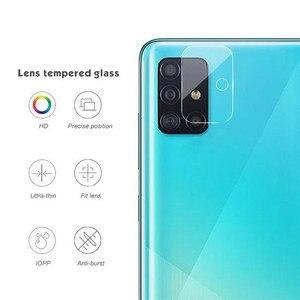 Image 5 - 2 יחידות עבור Xiaomi Redmi 7A זכוכית עבור Xiaomi Redmi הערה 9S 8 7 Pro 6 6A 8A 8T סרט זכוכית מחוסמת מגן מסך עדשת מצלמה