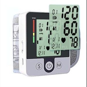 Image 5 - Russische Voice Pols Tonometer Medische Apparatuur Bloeddrukmeter Apparaat Voor Meten Druk Apparaat