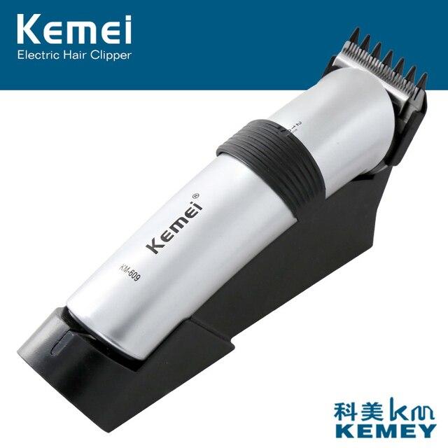 Kemei שיער גוזם אלחוטי מקצועי חשמלי שיער גוזז קוצץ ספר תספורת מכונת גברים זקן גוזם KM 609