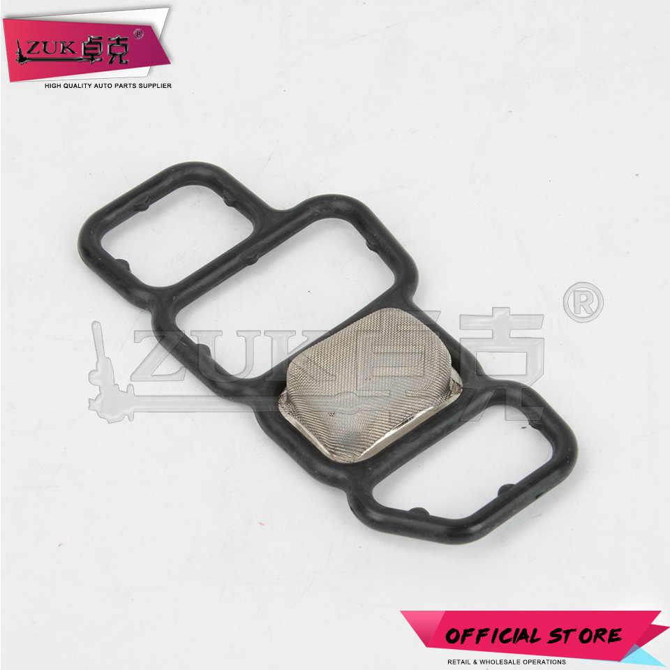 High Quality Timing Spool Solenoid Valve Filter Gasket VTEC for Honda Civic