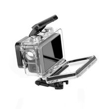 цена на Professional High-quality Action Waterproof Camera Case Diving Protective Shell Cases