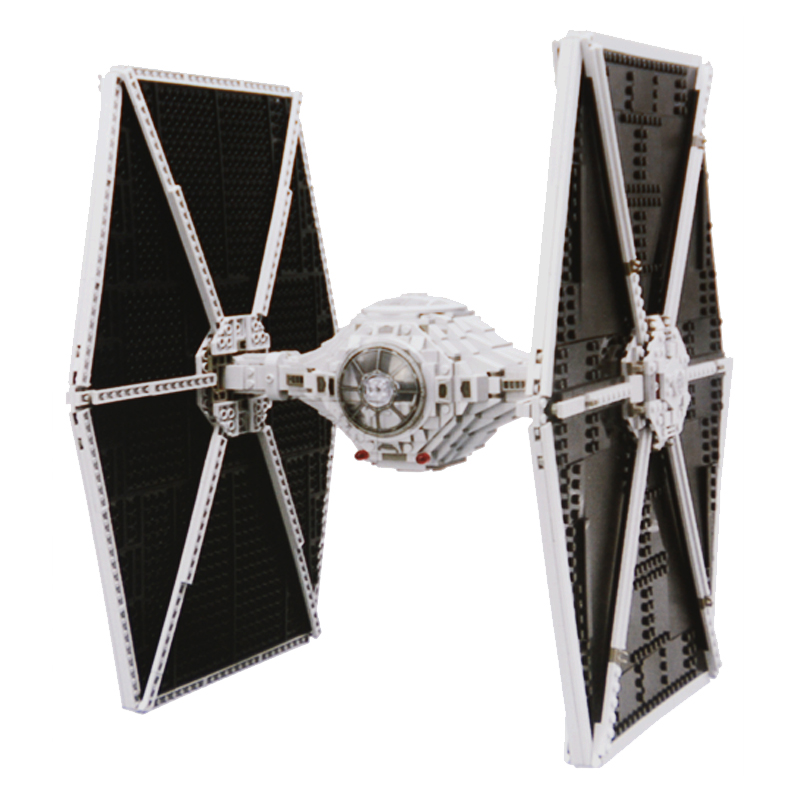 05005 First Order Special Forces TIE fighter Compatible for 75101 StarWars Model Building Blocks Toys For Children image