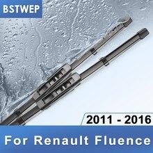 """Щетки стеклоочистителя BSTWEP для Renault Fluence 2"""" и 16"""" подходит штык 2011 2012 2013"""